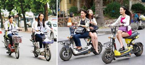 베트남에서 오토바이보다 전기자전거가 더 좋았던 이유