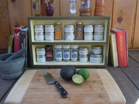 Creative Spice Rack by 17 Creative Spice Rack Designs That Your Kitchen Lacks