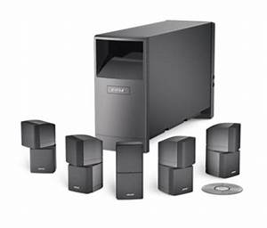 Acoustimass 15 Series Ii Home Entertainment Speaker System