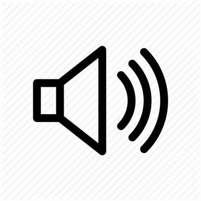 Icon Sound Speaker Volume Icons Son Pc