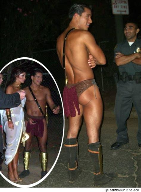 Mario Lopez Nearly Naked At Playboy Halloween Party Gossip Chic Fresh Dish Of Entertainment