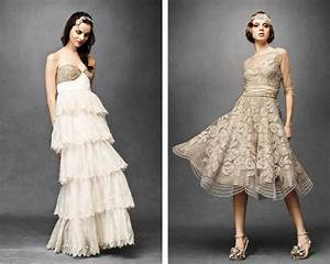 wedding dresses short 20s swingy bohemian tiers the art With 20s wedding dresses