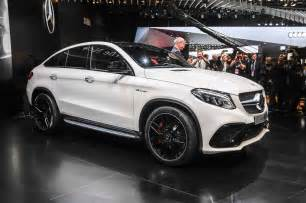 mercedes dealer in los angeles 2016 mercedes gle63 s coupe 4matic rolls into detroit