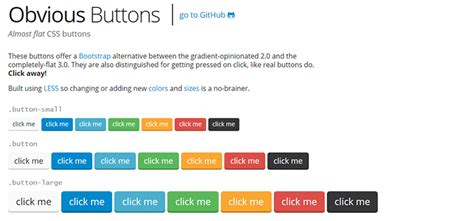 high quality css button libraries collections