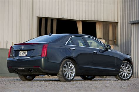 Cadillac Ats Awd Review by 2013 Cadillac Ats 3 6 Awd Autoblog