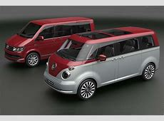 Volkswagen T1 Revival Concept este urmasul primei