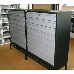 Casier A Tiroir : casier tiroirs metallique ~ Teatrodelosmanantiales.com Idées de Décoration