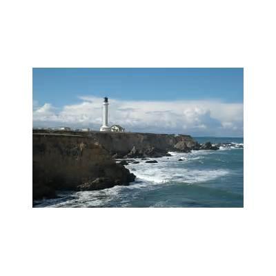 Panoramio - Photo of Point Arena Lighthouse