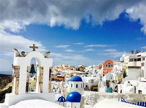 Santorini Greece A Volcanic Masterpiece Milesgeek ️