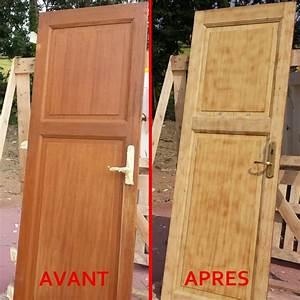 comment poncer une porte With comment reboucher une porte