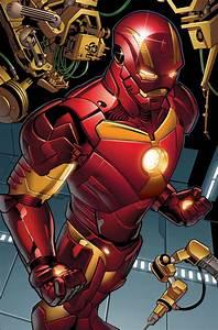 2013, Marvel's Year of the Illuminati? Iron Man's in Space ...