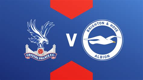 Full match details and TV information for Palace v ...