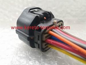 Mitsubishi Lancer Gsrt 4g93 Gear Box Socket Connector Assy
