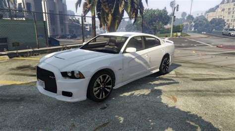 2008 Dodge Charger Srt8. Replaces
