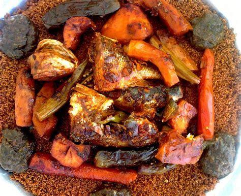 cuisine senegalaise recette du ceebu jen riz au poisson au sénégal le cœur