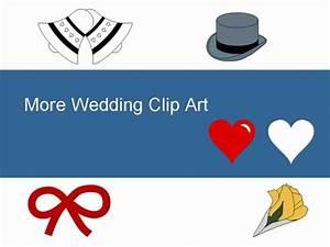 More Free Wedding Clip Art