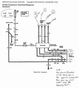 1997 Ford Aerostar Wiring Diagrams