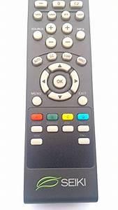 Seiki Tv Remote Control Manual