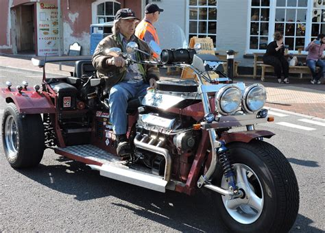Is A V8 Trike A Good Project?
