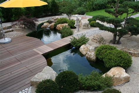 Teich Ideen Garten by Teichgestaltung Ideen Bilder Amuda Me