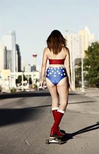 Female Superhero Wonder Woman