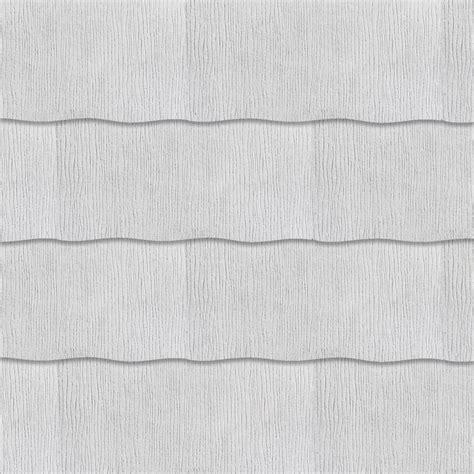 gaf weatherside purity      fiber cement wavy