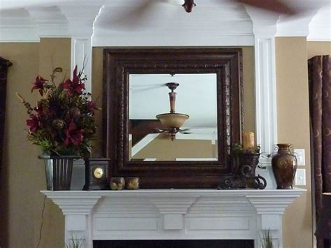 fireplace mantel mirror decorating ideas 37 best images about decorate mantels on pinterest