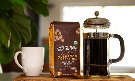 Four sigmatic, leaders in the mushroom and adaptogen wellness movement, continues to pave the way in coffee innovation by introducing mushroom ground coffee with probiotics. Four Sigmatic Ground Mushroom Coffee Review - A Look At This Coffee