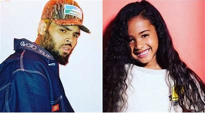Chris Brown Money Stack Daughter Huge Check