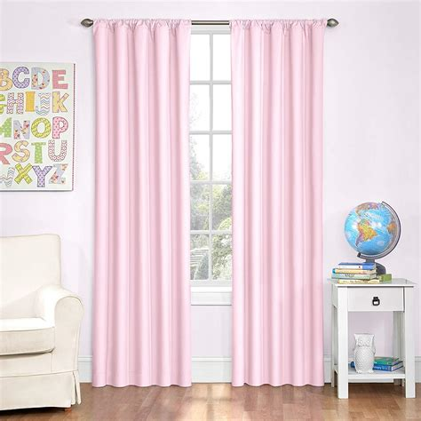 pink curtains for bedroom baby pink blackout curtains curtain menzilperde net 16737