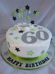 Man 60th Birthday Cake Ideas