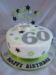 Man 60th Birthday Cake Ideas