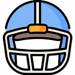Helmet Football Icon Premium Icons Vectorified