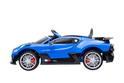Bugatti was founded in 1909 by ettore bugatti, and his cars were known during that time for astonishing beauty and blistering performance. Bugatti Divo 12V Electric Ride on Kids Car With Remote ...