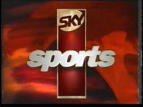 Sky sports adverts and continuity june 1996 - YouTube