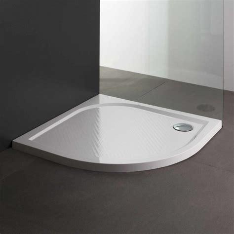 piatto doccia 80 x 90 piatto doccia semicircolare 80 cm in resina sottile kv store