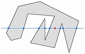 Polygon Berechnen : berechnen ob gerade oder ungerade anzahl schnittpunkte ~ Themetempest.com Abrechnung
