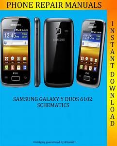 Samsung Galaxy Y Duos S6102 Service Manual