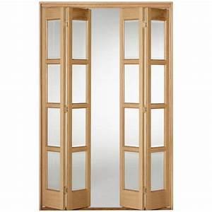 Liberty Doors Internal Oak Fully Finished Bardsley Folding