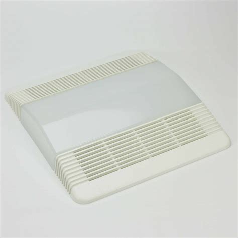s85315000 nutone broan heater ventilation fan lens w