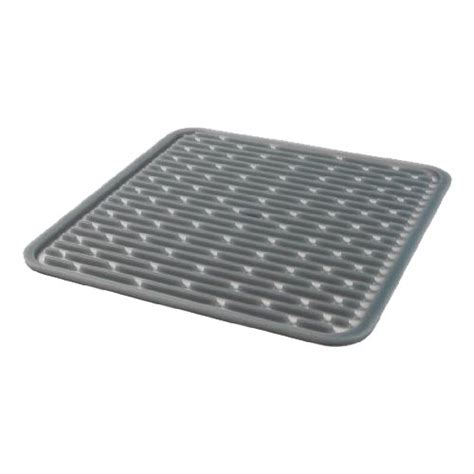 Oxo Silicone Sink Mat by Oxo Grips Square Silicone Drying Mat 11 75 Ebay