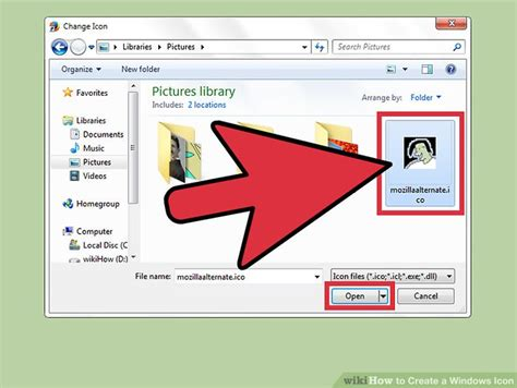4 clear and easy ways to create a windows icon wikihow