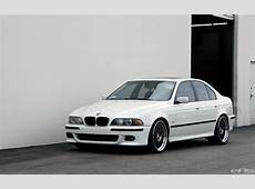 BMW E39 530i Gets Lower at EAS, Still Looks Good