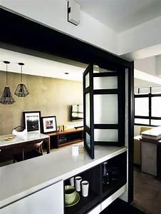 Kitchen design ideas: A kitchen window bar Home & Decor