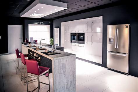 photos cuisine moderne nos projets de cuisine moderne cuisiniste inovconception vendée 85