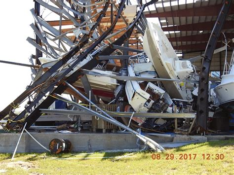 Boat Salvage After Hurricane by How To Take Care Of The Boat After Major Like