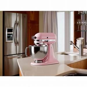 Kitchen Aid Rosa : kitchenaid ksm150pspk batidora rosa ~ Orissabook.com Haus und Dekorationen