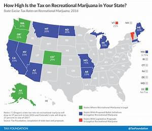 Marijuana Taxes: Lessons from Colorado and Washington ...