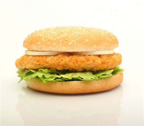 cuisiner reste de poulet hamburger au poulet rapid burger