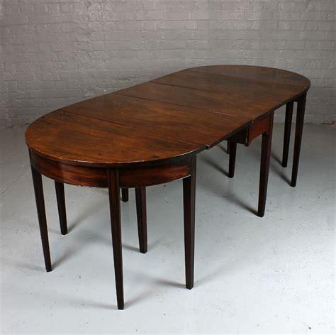 d and d table small georgian mahogany d end table antiques atlas